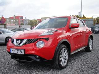 Nissan Juke 1.6 16v LPG Navi/kamera hatchback