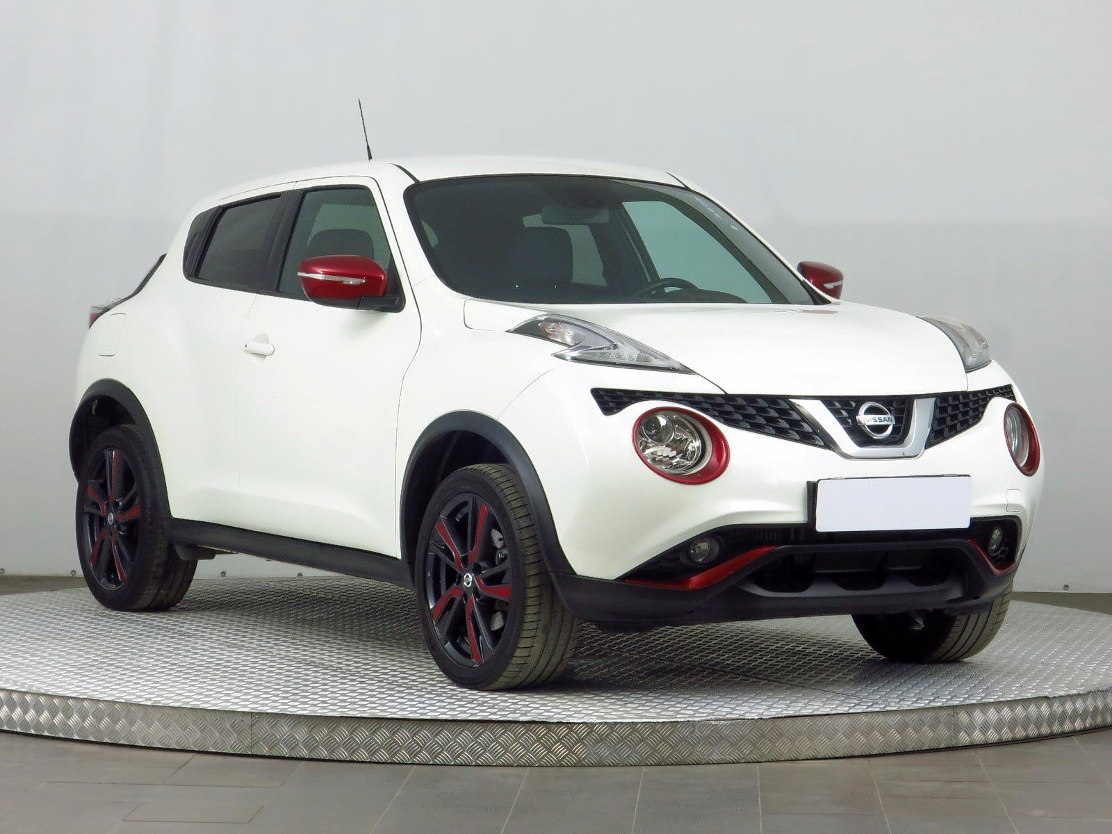 Nissan Juke 1.6 DIG-T 140kW SUV benzin