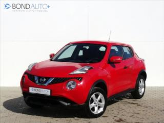 Nissan Juke 1,6 i 69kW Visia PLUS SUV benzin