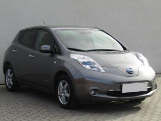 Nissan Leaf Elektro, Serv.kniha hatchback elektro