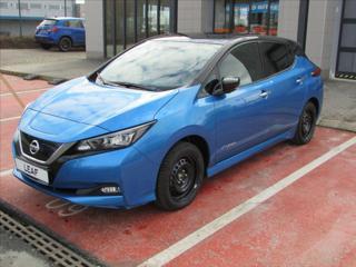 Nissan Leaf Z.0. edice 62 kWh dojezd až 528 km - registrované hatchback elektro