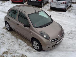 Nissan Micra 1.2 i hatchback benzin