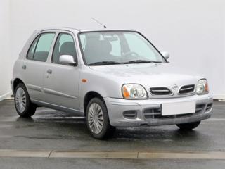 Nissan Micra 1.0 i 16V 44kW hatchback benzin