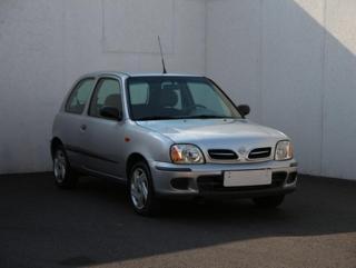 Nissan Micra 1.0 i, 1.maj, ČR hatchback benzin