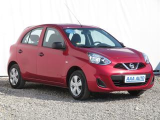 Nissan Micra 1.2 16V 59kW hatchback benzin