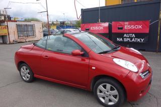 Nissan Micra 1.4 C+C VÝBORNÝ STAV !!! kabriolet