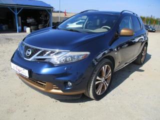 Nissan Murano 2.5 DCi 4x4 SUV nafta