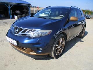 Nissan Murano 2,5DCi 140kw euro5, 4x4 EXECUT SUV