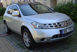 Nissan Murano 3,5   V6 LPG 4x4 Navi Kůže Xenony SUV LPG + benzin