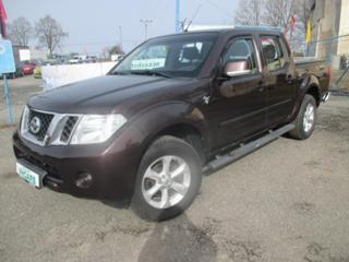 Nissan Navara 2,5dCi 140kW Automat pick up