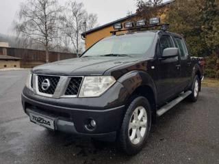 Nissan Navara PRO-4X offroad / servis.k. pick up nafta
