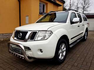 Nissan Navara PRO-4X /140 kW/ 4WD terénní nafta