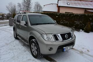 Nissan Pathfinder 3,0dCi V6 170kw 4X4 kombi
