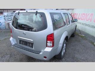 Nissan Pathfinder 2.5 DCi terénní nafta