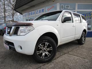 Nissan Pathfinder 2,5DCI 7 míst - odpočet DPH !!! terénní