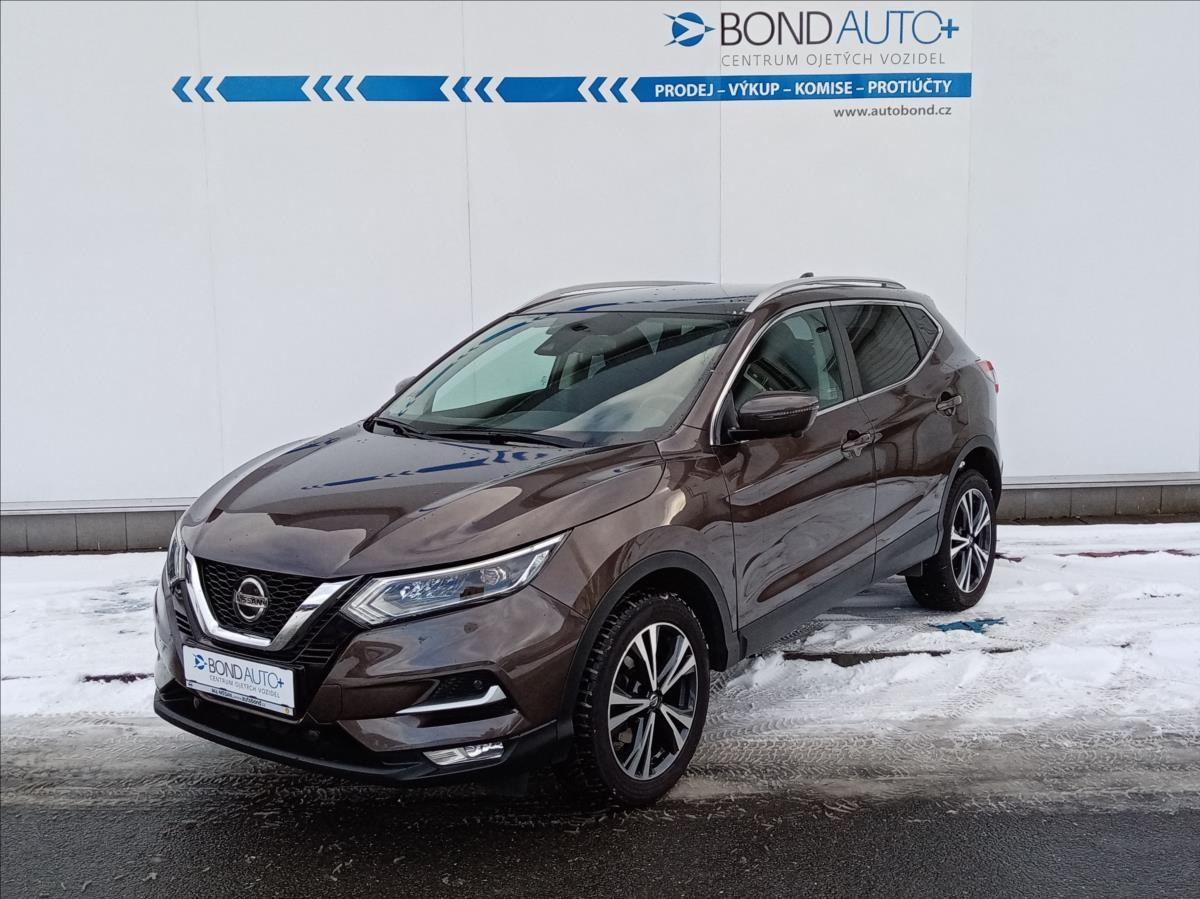 Nissan Qashqai 1,5 DCI, N-CONNECTA LOOK  nafta