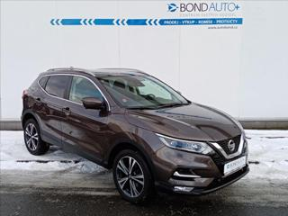 Nissan Qashqai 1,5 DCI, N-CONNECTA LOOK  nafta - 6