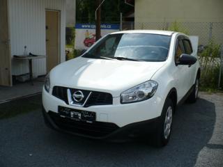 Nissan Qashqai 1.6 í SUV benzin