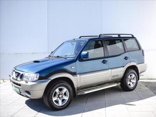 Nissan Terrano II 2,7 TD 4x4 Tažné,Klima SUV nafta