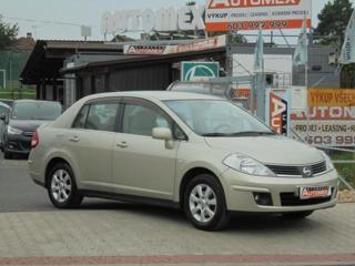 Nissan Tiida 1.6 i sedan benzin