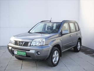 Nissan X-Trail 2,2 DCi 4x4,Aut.klima,Tempomat SUV nafta