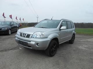 Nissan X-Trail 2.5 121 kW 4x4 Serviska SUV
