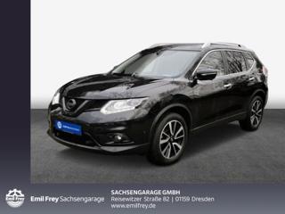 Nissan X-Trail 1.6 DIG-T Tekna #7místný SUV benzin