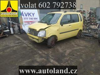 Opel Agila VOLAT:602 792 738