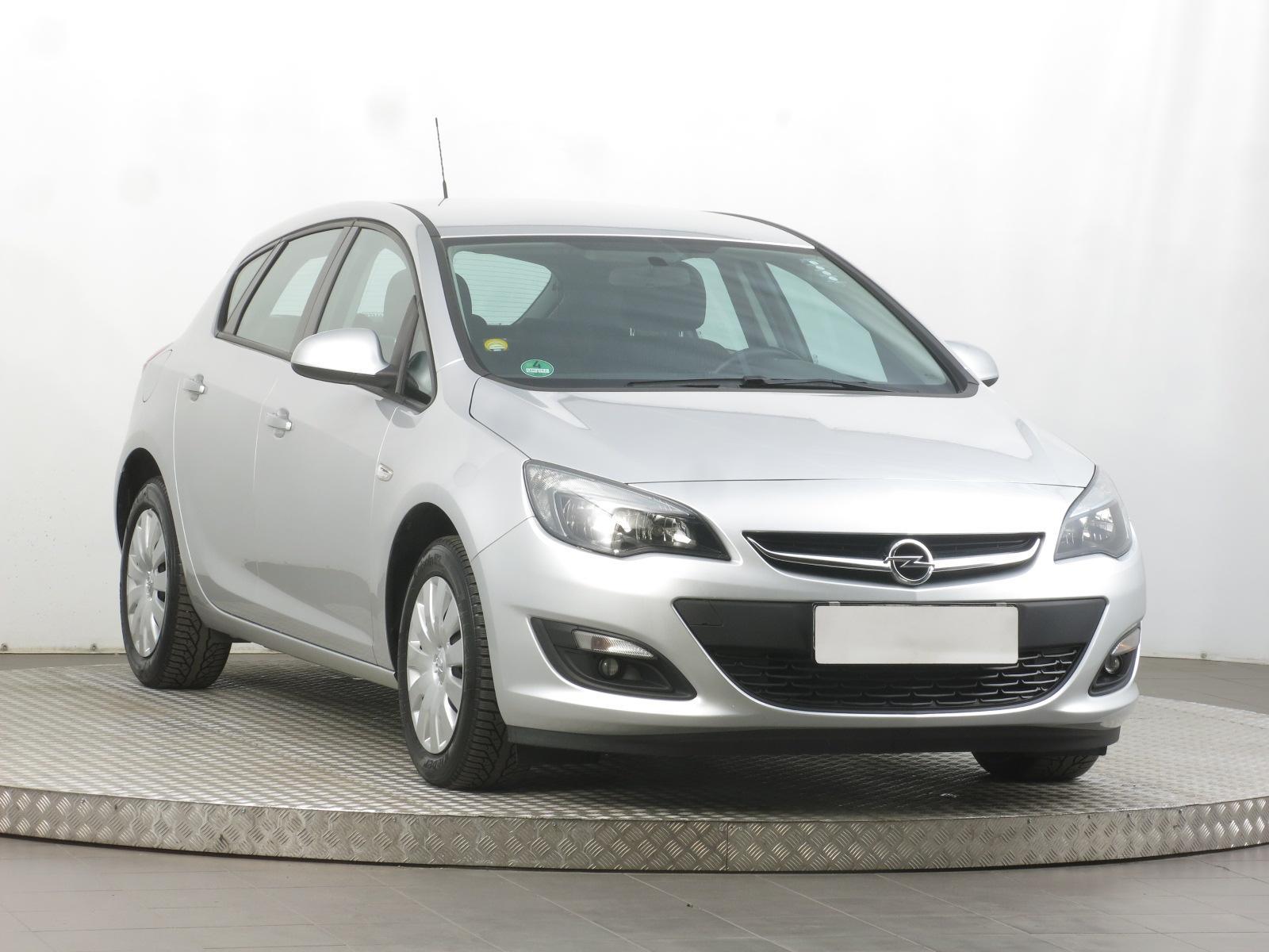 Opel Astra 1.6 CDTI 100kW hatchback nafta