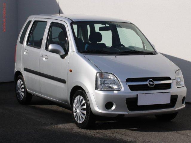 Opel Agila 1.2 i hatchback benzin