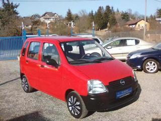 Opel Agila 1.0 i hatchback benzin