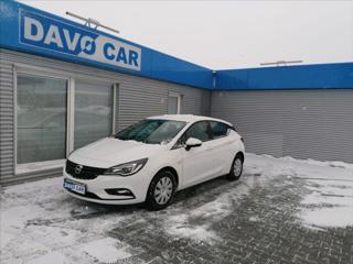 Opel Astra 1,4 i CZ Selection 1.Maj. DPH hatchback benzin