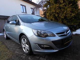 Opel Astra 1.7 CDTI 81 KW 1.Majitel,Velice zac hatchback