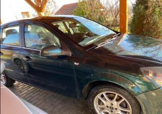 Opel Astra -H hatchback