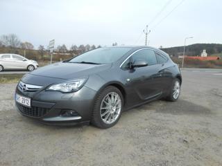 Opel Astra GTC 2.0 121 kW ! CZ ! hatchback