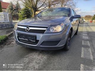 Opel Astra 1.9 CDTi hatchback nafta