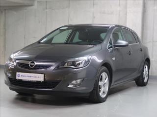 Opel Astra 1,4 T,CZ,1Maj,NAVI,AT hatchback benzin