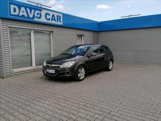 Opel Astra 1,4 16V LPG Tažné Serv. kniha hatchback LPG + benzin