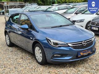Opel Astra 1.6 CDTi 81kW Enjoy ČR NOVÉ 1.MAJIT hatchback