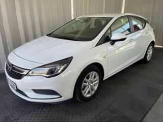 Opel Astra 1,6 hatchback nafta