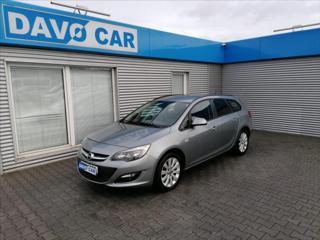 Opel Astra 2,0 CDTi 121kW Serv.kniha 1.Maj kombi nafta
