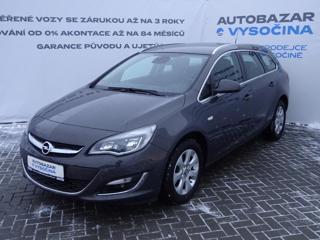 Opel Astra Com.1.6CDTi 100kW COSMO S/S ČR I.Ma kombi