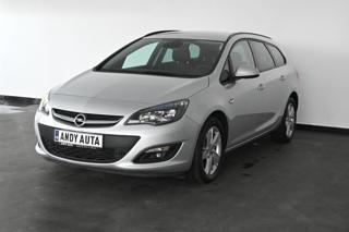 Opel Astra 1.6CDTI 100kW STYLE NAVI Záruka až kombi