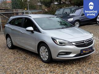 Opel Astra 1.6CDTi auto.klima par. senzory ČR kombi