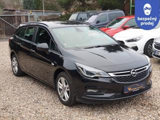Opel Astra 1.6CDTi 100kW AUTO.KLIMA VYHŘ.SEDÁK kombi
