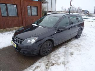 Opel Astra 1.7CDti 74kw kombi
