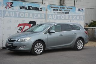Opel Astra 1.4i 74kW CNG kombi
