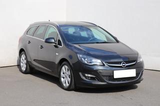 Opel Astra 2.0CDTi, Serv.kniha kombi nafta