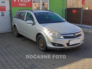 Opel Astra 1.7 CDTi, ČR kombi nafta