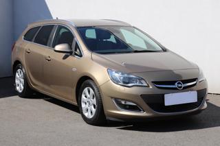 Opel Astra 1.7CDTi, Serv.kniha, ČR kombi nafta